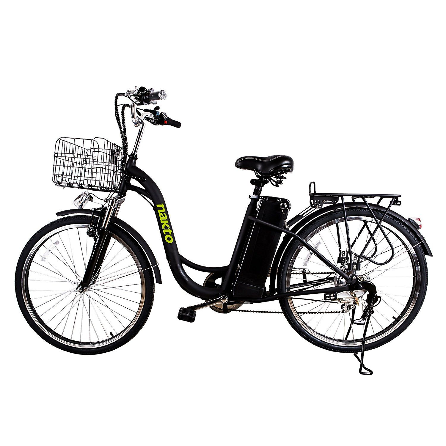 Amazon 26 250w Cargo Electric Bicycle 6 Gear Speed