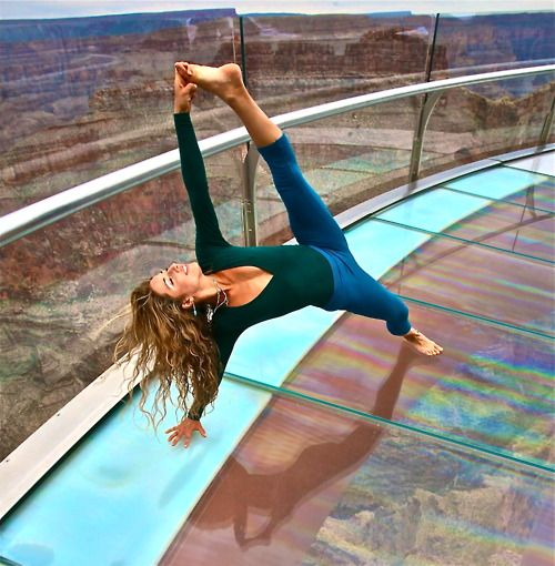 Grand Canyon Yoga- WOW!