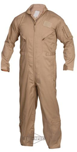 TRU-SPEC 2662004 27-P Basic Flight Suit 033d793b720