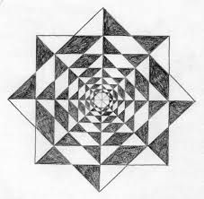 Resultado De Imagen Para Dibujos Geometricos Figuras Geometricas Arte Dibujo Geometrico Abstracto Geometrico