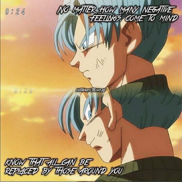 Dragon Ball life quotes image by Bao Angel Princess Yu ...