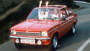 Opel - 1973 - Opel Kadett C Aero, 1976–1978.