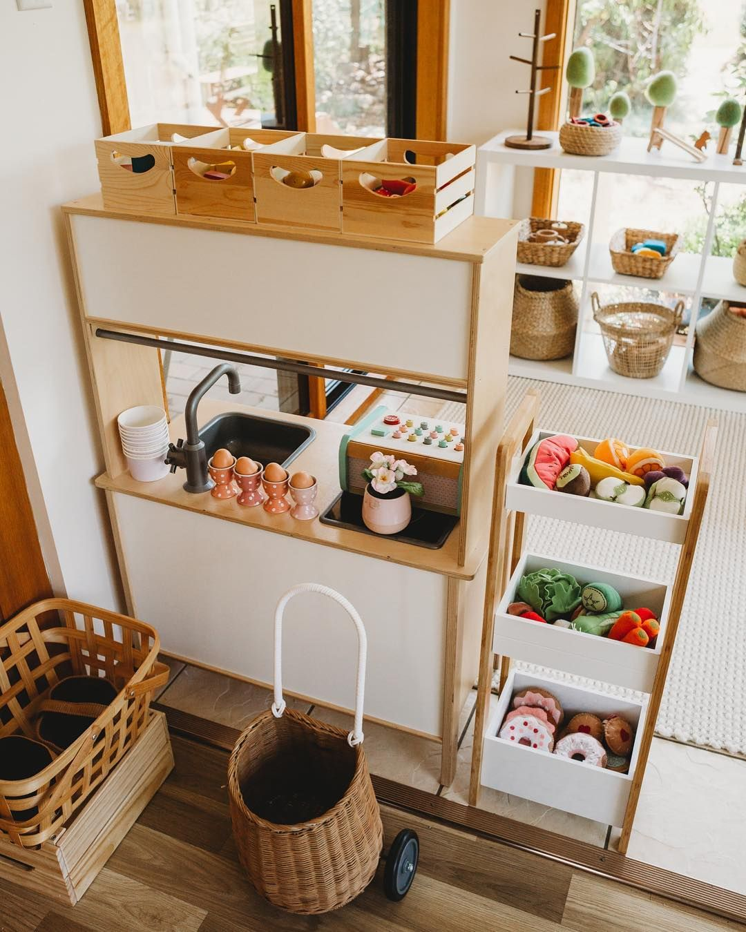 Photo of 6 IKEA DUKTIG hacks that are NOT play kitchens – IKEA Hackers
