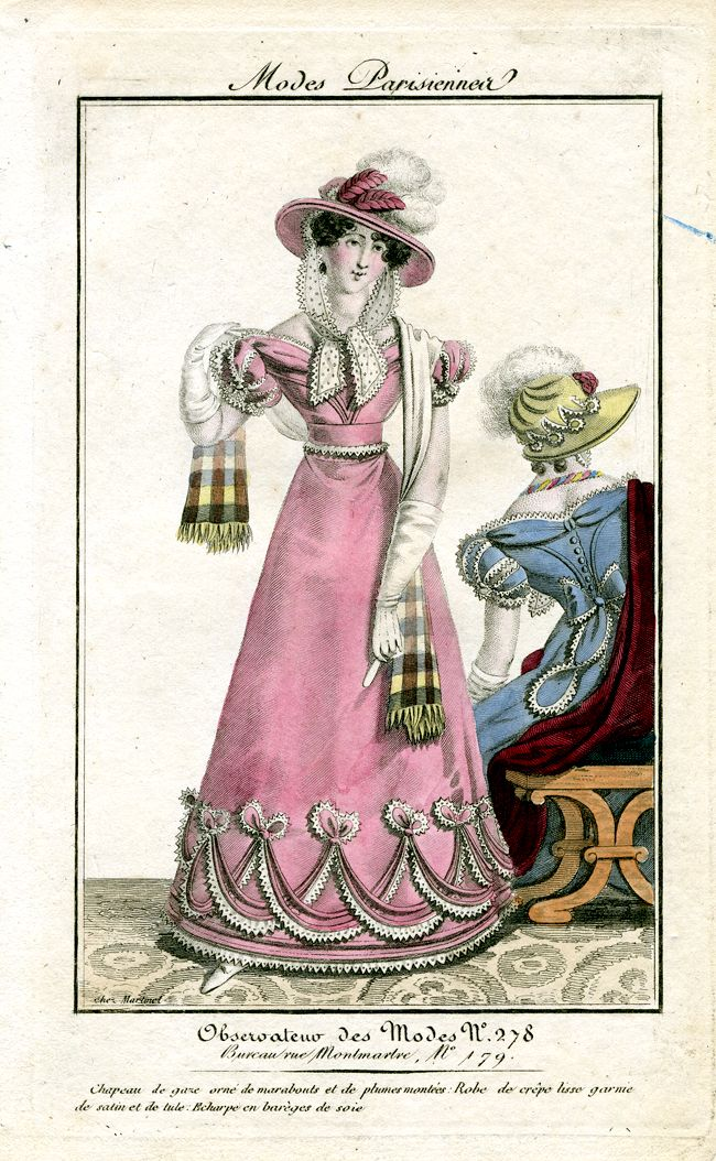Plate 278 - Observateur des modes