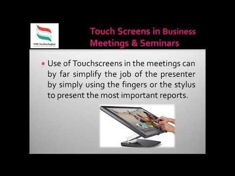 Uses of Touch Screen for Various Industries #touchscreendisplay VRS Technologies offering nationwide IT Rentals for corporate events. we are specialized in Interactive & Touch Screen Display Rental across UAE. Visit our site for your instant quote. #dubai #uae #vrstechnologies #vrscomputers #touchscreen #touchscreenrental #touchscreenrentaldubai #touchscreendisplay