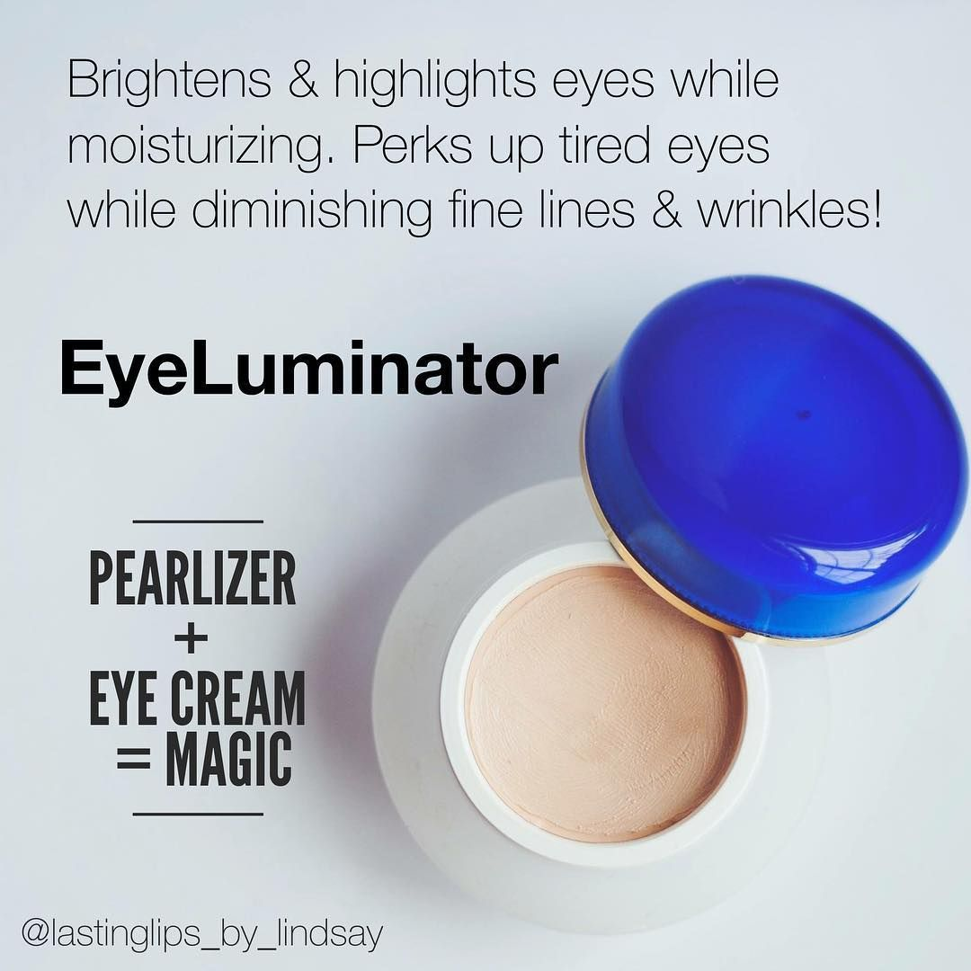 Eyeluminator By Senegence Eye Cream Brightener In One So