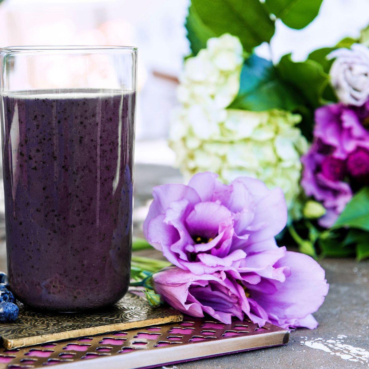 Blueberry slam dunk recipe blueberry best smoothie