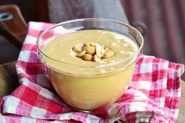 The eccentric Cook: Homemade Peanut Butter