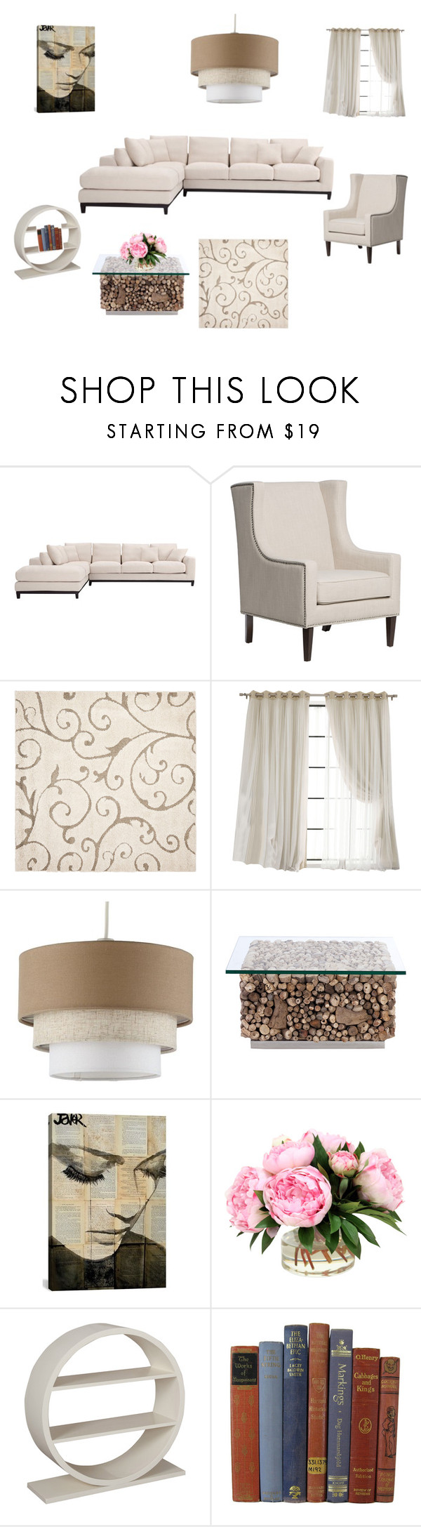 Living Room  By Londonpolk On Polyvore Featuring Interior - Home decor pictures living room 2
