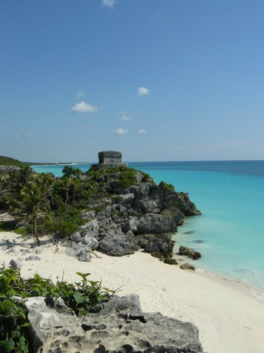 Ruins at Tulum - One of the best days of my life!!