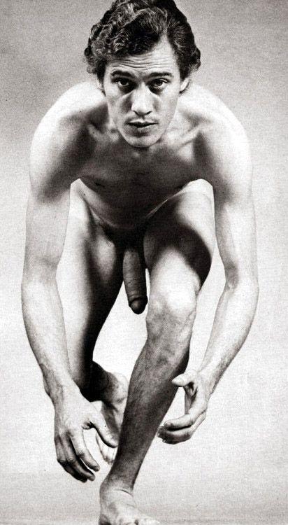 Johnny Wadd Nude Male