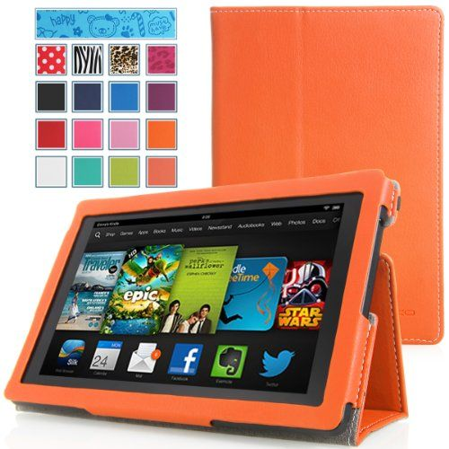 Moko Amazon All New Kindle Fire Hd 7 Case Slim Folding Cover Case For All New Fire Hd 7 0 Inch 2013 Gen Tablet O Kindle Fire Kids Kindle Fire Hd Kindle Fire