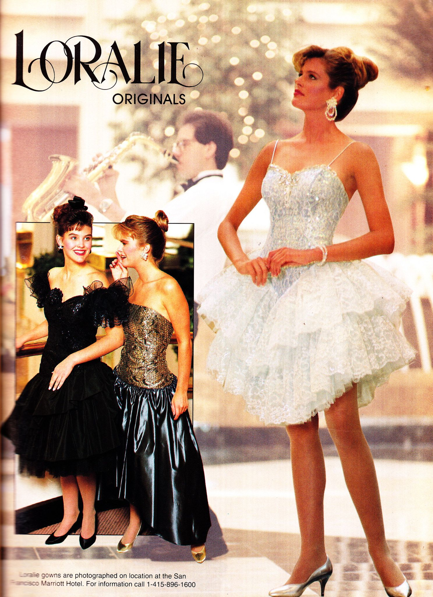 Loralie 1991 Old Fashion Dresses Fashion 80s And 90s Fashion [ 2048 x 1487 Pixel ]