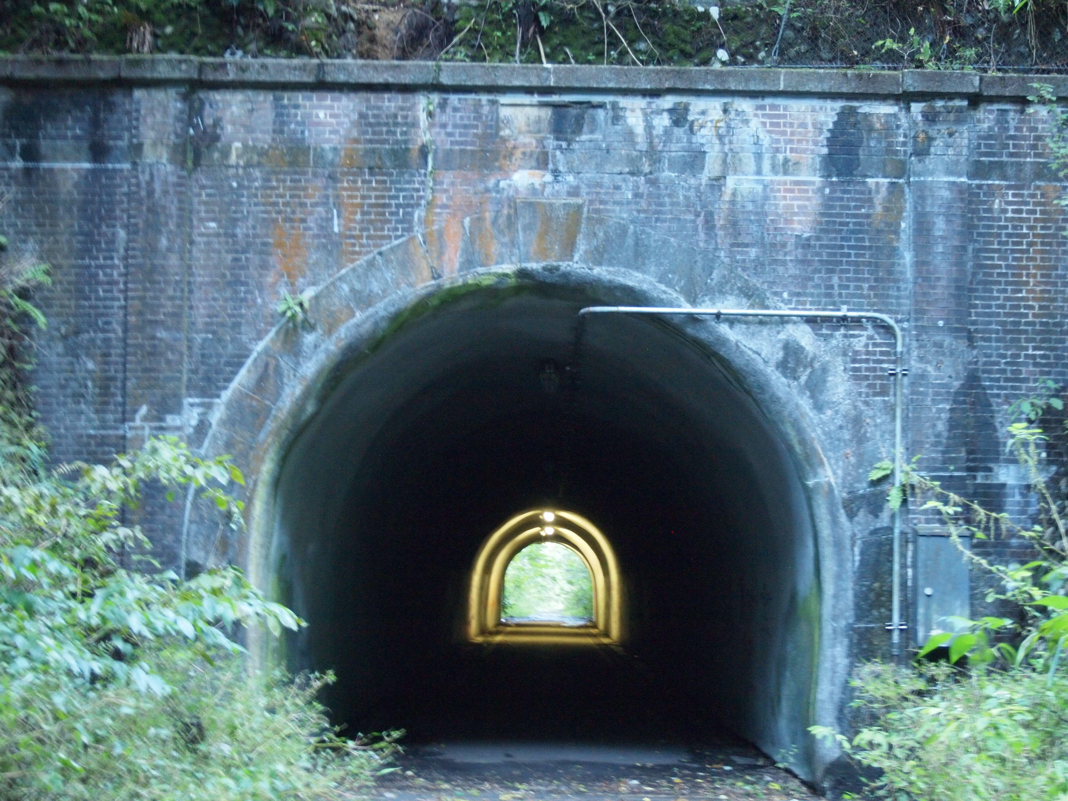 トンネル 小峰 旧小峰トンネル