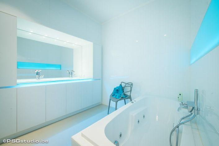 Realisatie e badkamer villa m door master meubel design