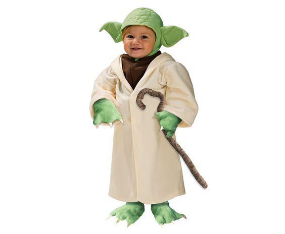 disfraces yoda