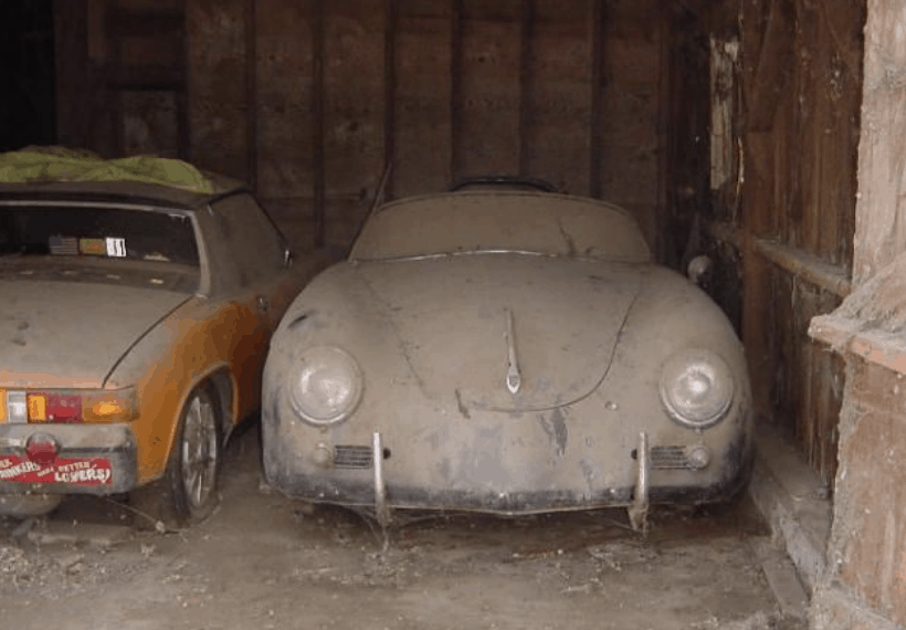 50 Coolest Barn Finds   Classic & Rare Muscle Cars Found