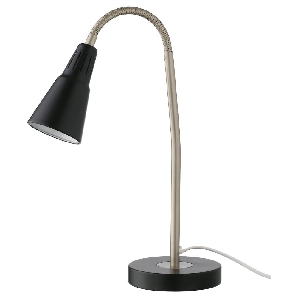 Kvart Bureaulamp Zwart In 2020 Arbeitsleuchte Schreibtischlampe Lichtkegel