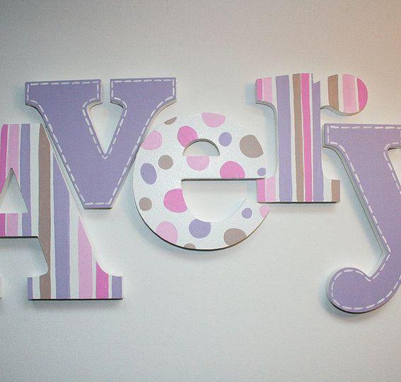 Image Result For Patterns For Wooden Letters Girl Letras De