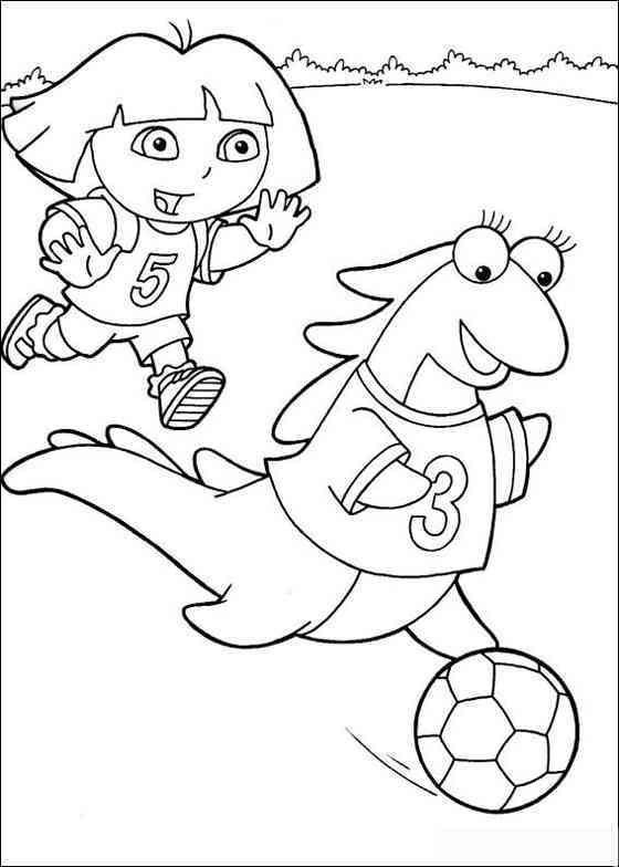 Fussball 48 Ausmalbilder Pc Dekstop Full Hd Wallpapers Coloring Books Dora The Explorer Coloring For Kids
