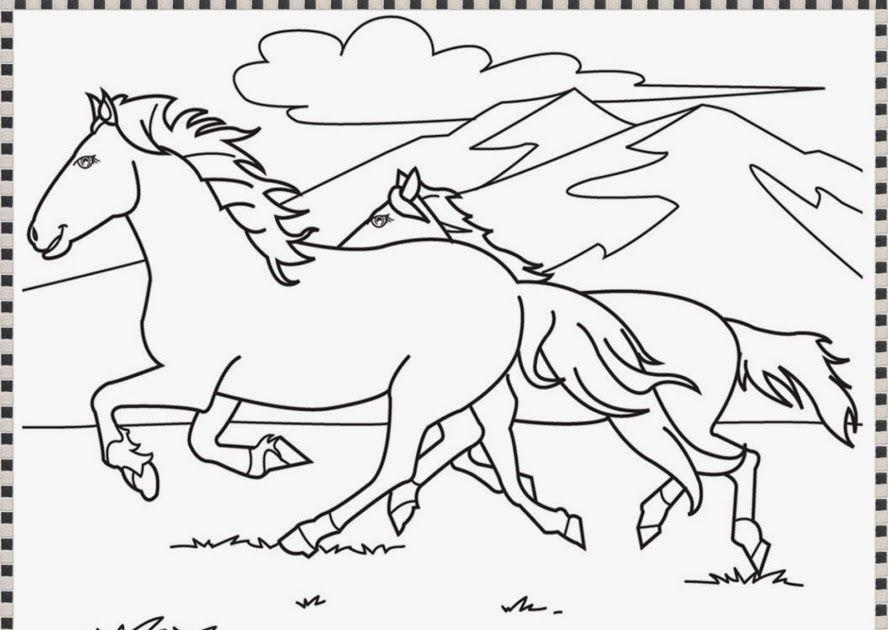 Keren 30 Gambar Kuda Makan Rumput Kartun Di 2020 Dengan Gambar