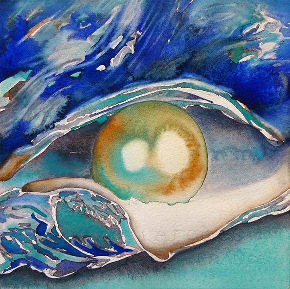 Pearl of Wisdom by Carol Carter