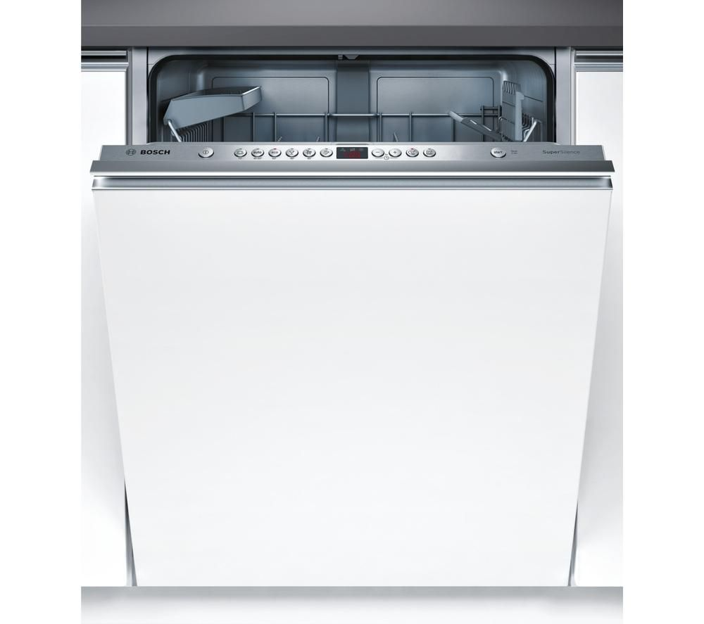Bosch Smv65m10gb Full Size Integrated Dishwasher Integrated