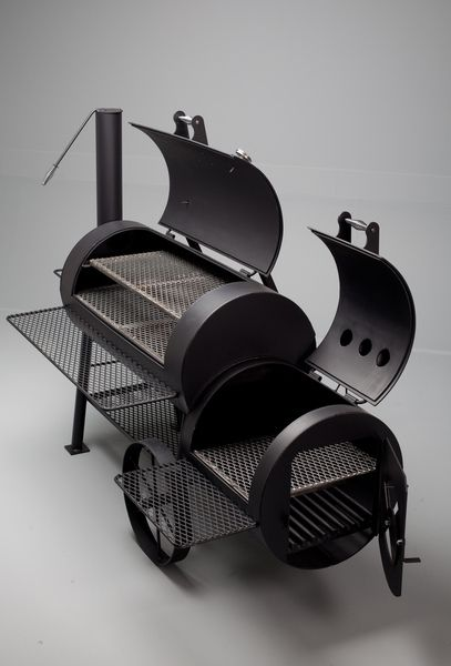 Yoder Kingman 24 Offset Smoker This My Kind Of