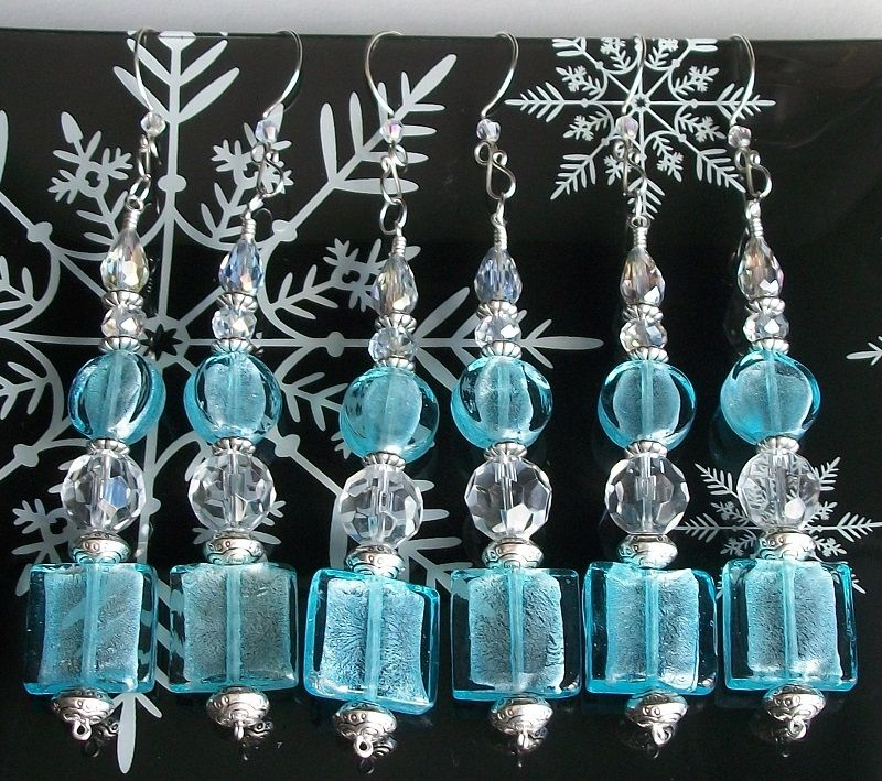 Christmas Decorations Icicle Ornaments: New For Christmas 2013 Beaded Icicle Ornaments Get 'em At