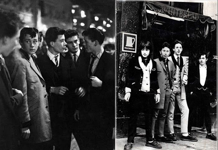 Teddy Boys Is The Term Given To Young Men, Who In The 60's