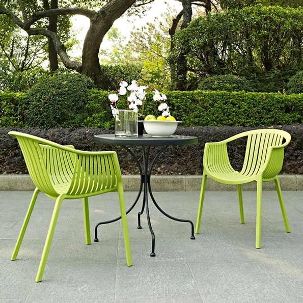 Contemporary Outdoor Dining Furniture: Hamilton Dining Chair In 2019