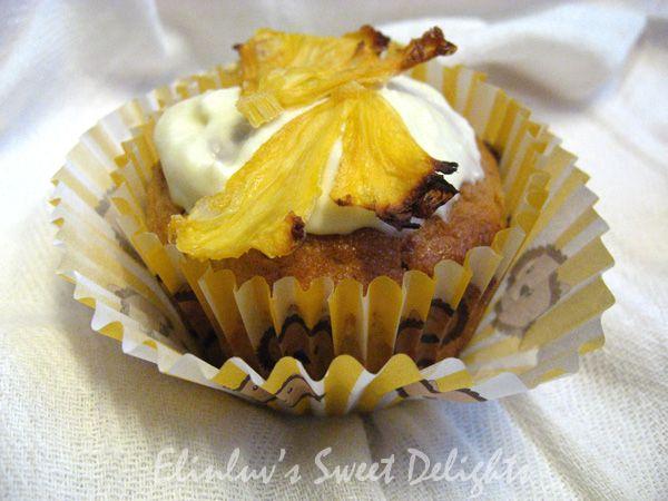 Elinluv's Sweet Delights: Hummingbird Cupcakes - Martha Stewart