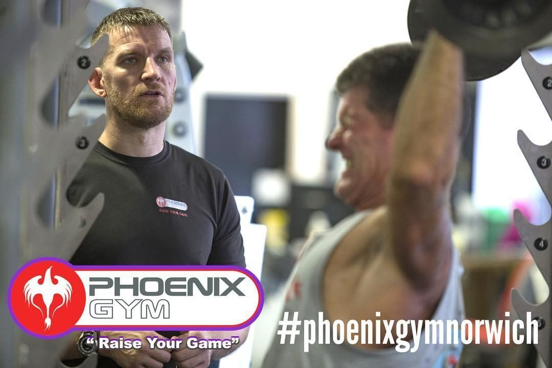 Pin On Phoenix Gym Norwich Instagram
