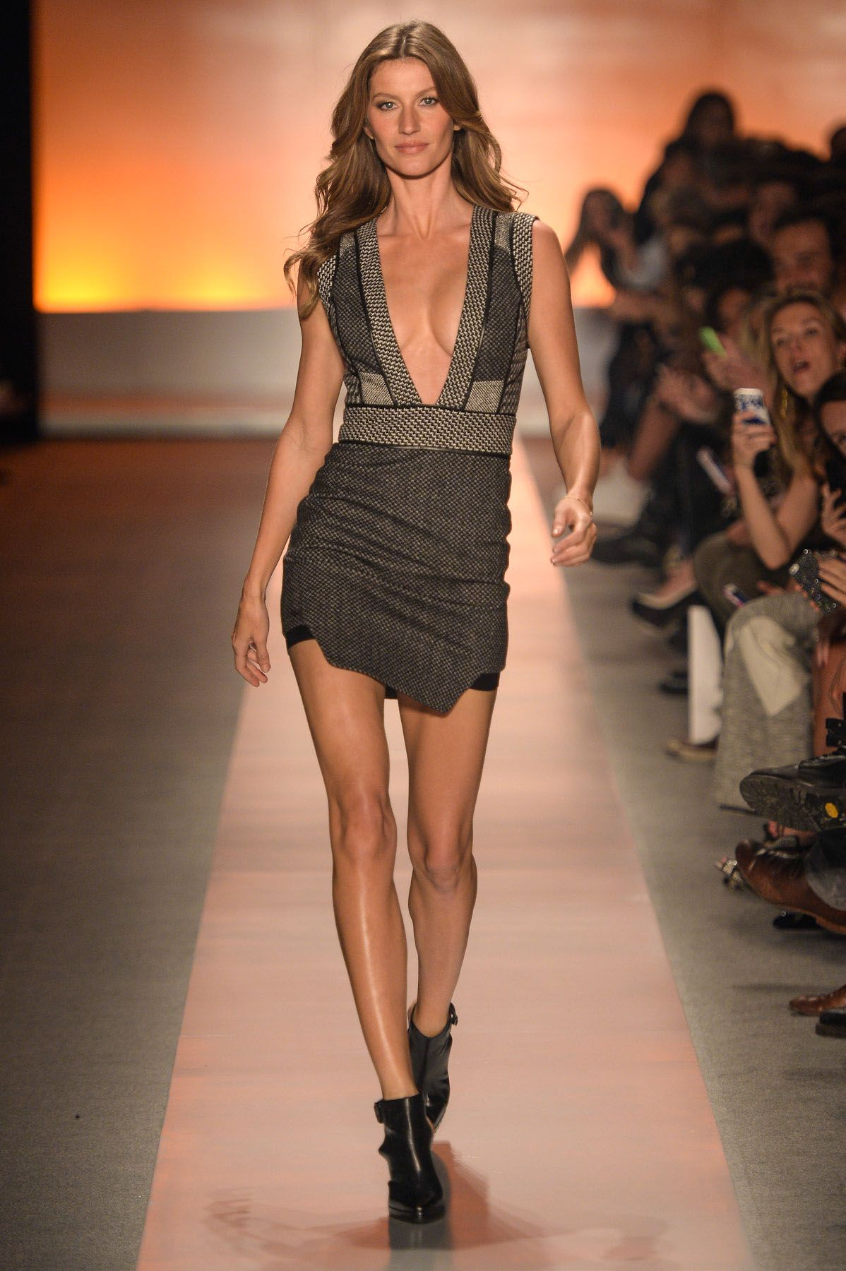 Colcci | São Paulo Fashion Week | Fall 2014 - Gisele Bundchen