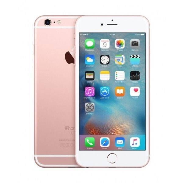Apple Iphone 6s Plus 128gb Rose Gold Price Review And Specs Shop Online In Uae Dubai Abu Dhabi กล อง
