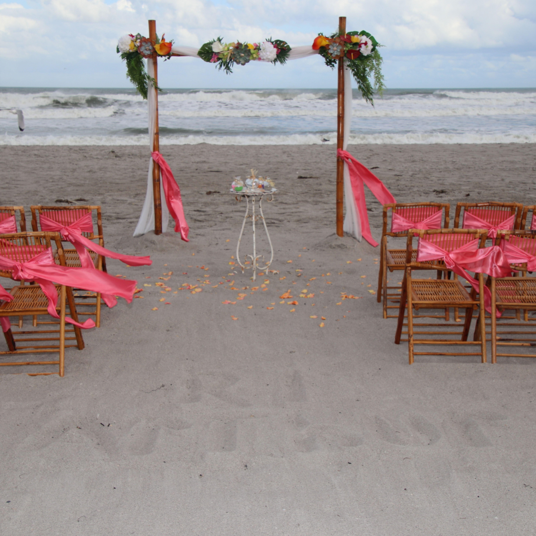 Cocoa Beach Weddings in 2020 Beach wedding planning