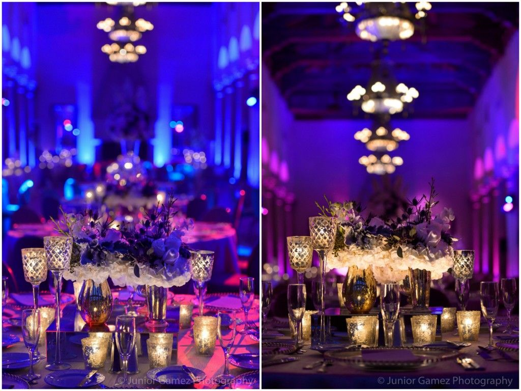 caitlin and jasons wedding at the biltmore hotel decor avant gardens photography junior gamez - Violet Hotel Decor