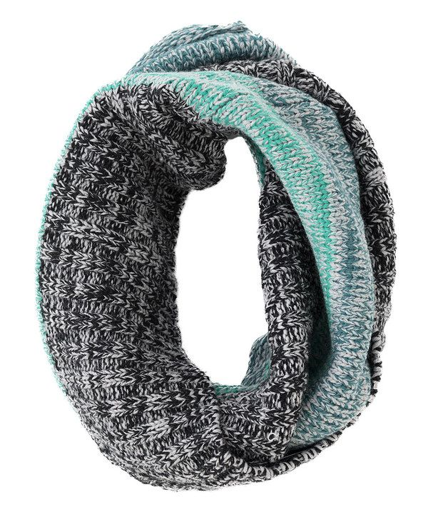 Take a look at this Shiraleah Mint Zoey Infinity Scarf on zulily today!