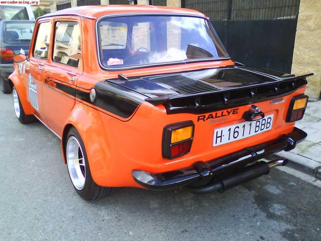 Simca Rally Klassieke Auto S Oldtimers Auto S