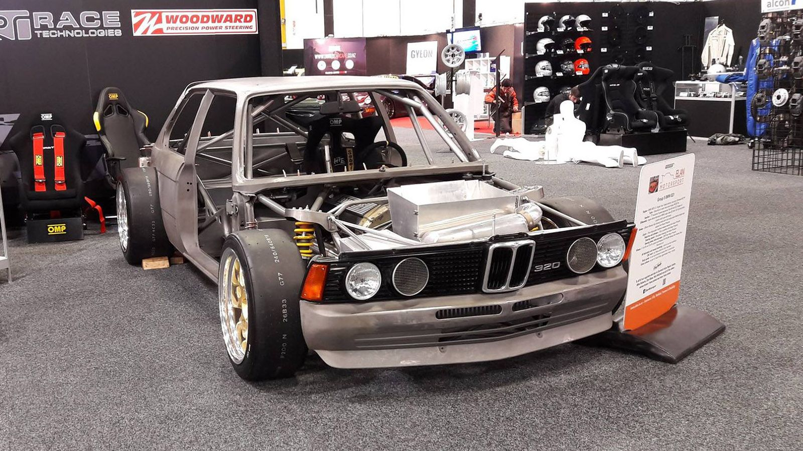 Elan Motorsport Group Bmw With A Turbo Autos