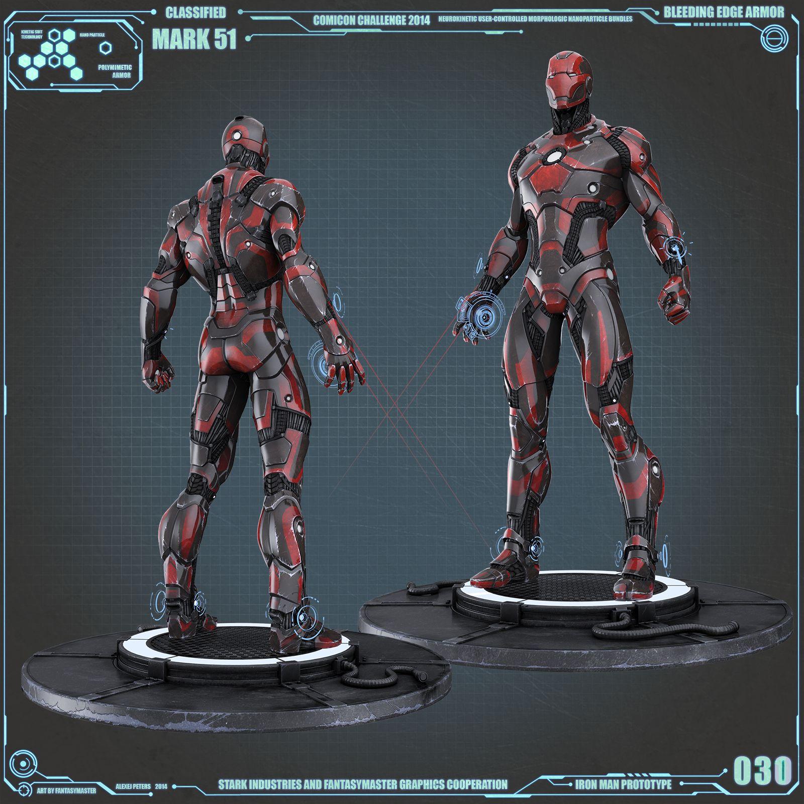 Iron Man MK 51 ??? | Iron man suit, Iron man armor, Iron man