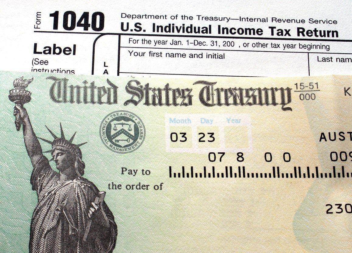 2020 Tax Refund Schedule When Will I Get My Money Back