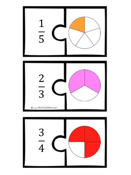 FREE Equivalent Fractions Game, Third Grade Equivalent Fractions ...