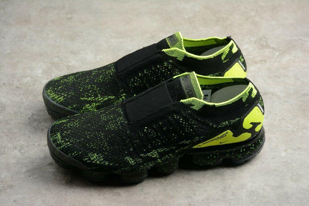 super popular 7e011 b84a1 Advertisement(eBay) Nike Air VaporMax Flyknit Moc 2 INDIGO ...