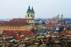 Eger, Hungary Stock Image