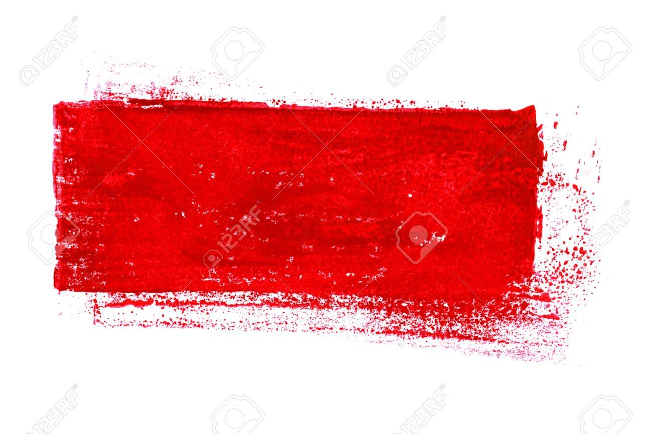 Hand Painted Isolated Red Grunge Brush Stripe Background Sponsored Paid Isolated Red Hand Painted Striped Background Magazine Design Hand Painted