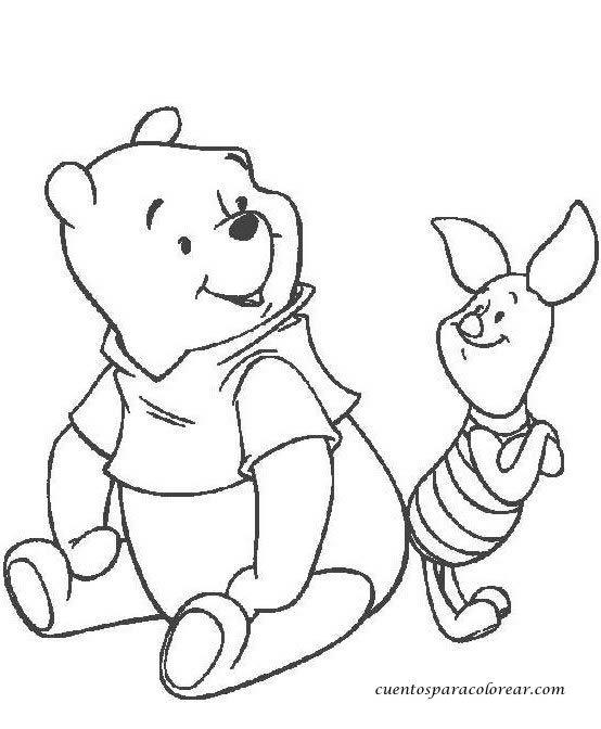 Dibujos para colorear - Disney | Dibujos Colorear | Pinterest ...