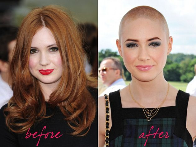 Fantastic Hair Makeover Pecenet Com Short Hairstyles Gunalazisus