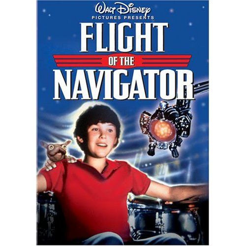 Pin By Caro Gb On Favorite Movies From My Childhood Flight Of The Navigator Kids Movies Family Movies