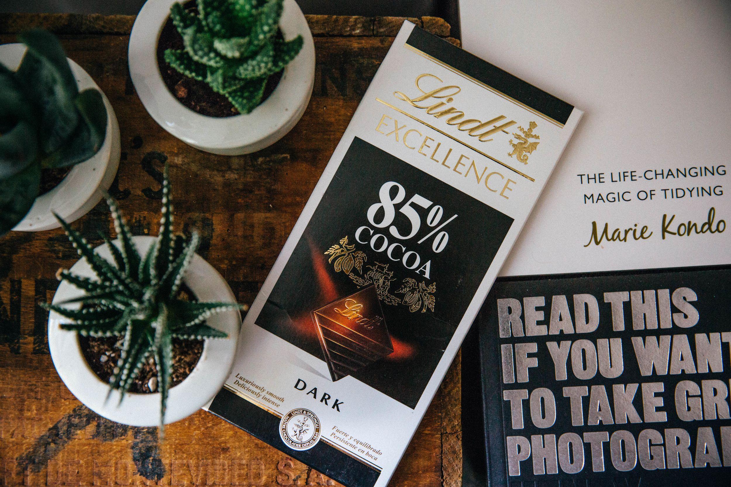 Lindt Dark Chocolate at home | albertika | Pinterest | Lindt dark ...
